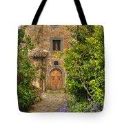 Village Lane Tote Bag