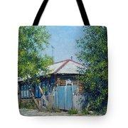 Village Line. Summer Tote Bag