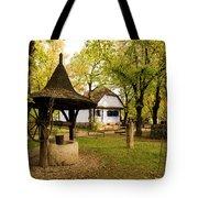Village Museum Tote Bag