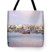 Village Of Fishermen Tote Bag