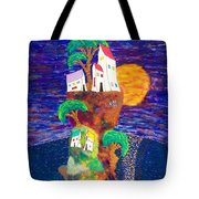 Village Retreat 15-16 Tote Bag