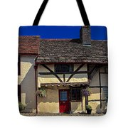 Village Tudors Tote Bag