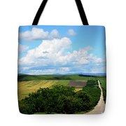 Village View Tote Bag