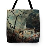 Village Vivy Tote Bag