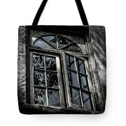 Village Window Tote Bag