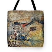 Village Zone 1 Tote Bag