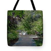 Villanova Fountain Tote Bag