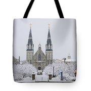 Villanova Snow Tote Bag
