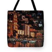 Villefranche Sur Mer Tote Bag