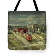 Vilnius Depot  Tote Bag