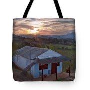 Vinales Sunset Tote Bag