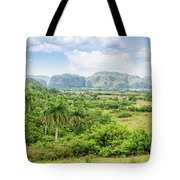 Vinales Valley Tote Bag