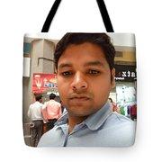 Vinay Kumar Tote Bag