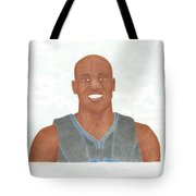 Vince Carter Tote Bag