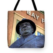 Vince Lombardi Tote Bag by Joel Witmeyer