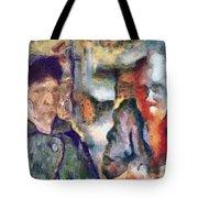Vincent And Lalo-take 1 Tote Bag