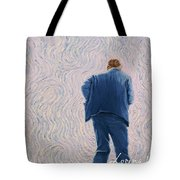 Vincent Coming Into The Light Tote Bag