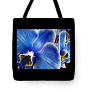 Vincent's Orchid Tote Bag