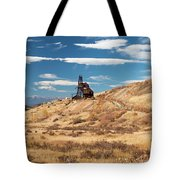 Vindicator Valley Mine Trail Tote Bag