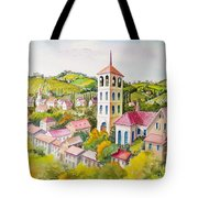 Vine Country Tote Bag
