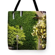 Vine Cover Tote Bag