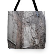 Vine Covered Dormitory Tote Bag