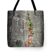 Vine In Autumn Tote Bag