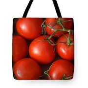 Vine Ripe Tomatoes Fine Art Food Photography Tote Bag