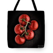 Vine Ripened Tomatoes. Tote Bag