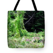 Vines  Tote Bag
