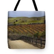 Vineyard 2 Tote Bag