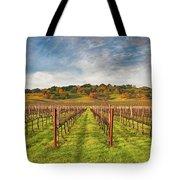 Vineyard Convergence Tote Bag