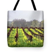 Vineyard In Westfield Tote Bag