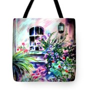 Vineyard Patio Tote Bag