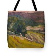 Vineyards Of The Luberon Tote Bag