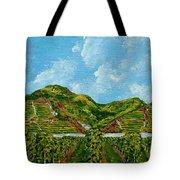 Vineyards Of The Wachau Valley Tote Bag