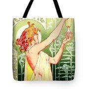 Vintage Absinthe Robette Poster Tote Bag
