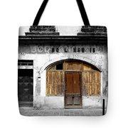 Vintage Boulangerie 1c Tote Bag
