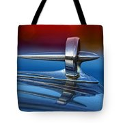 Vintage Buick Hood Ornament Tote Bag