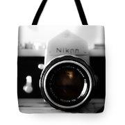 Vintage Camera C20m Tote Bag