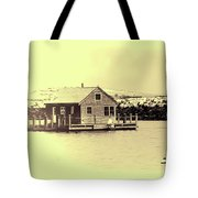 Vintage Cape Cod Tote Bag