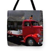 Vintage Chevrolet Truck Tote Bag