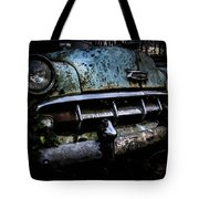 Vintage Chevy  Tote Bag