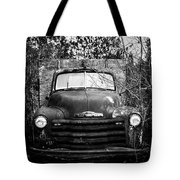 Vintage Chevy Farm Truck Tote Bag