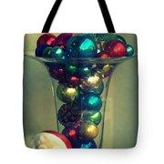 Vintage Christmas Tote Bag