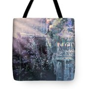 Vintage Collage 1 Tote Bag