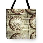 Vintage Cooking Background Tote Bag