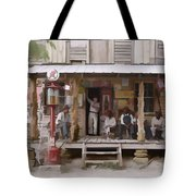 Vintage Country Store Usa - Circa 1939 Tote Bag