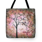 Vintage Couture By Madart Tote Bag