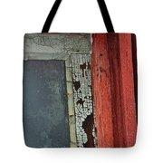 Vintage Crackle Tote Bag